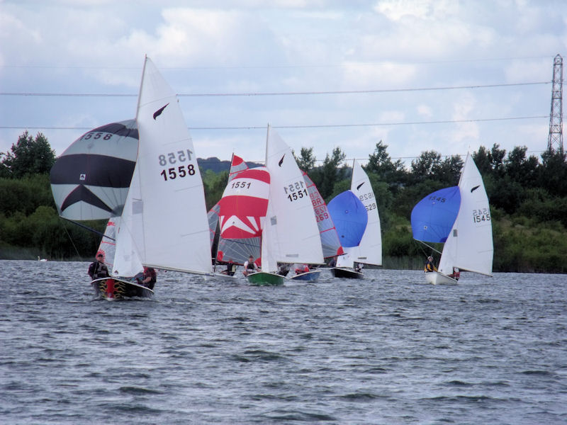 Kestrel Open At Stewartby Water Sailing Club