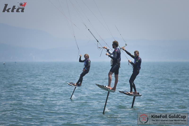 KiteFoil GoldCup at Daecheon Beach, Korea - photo © Alexandru Baranescu / www.kitefoilgoldcup.com