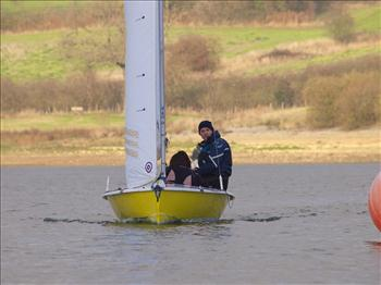 Harken Lark Winter Championships at Northampton