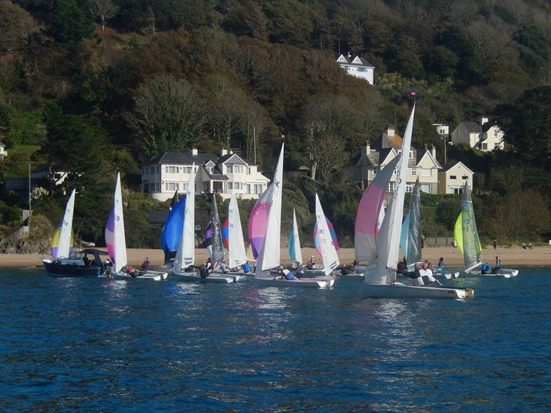 Salcombe Brewery 50th Lark Masters - photo © Malcolm Mackley