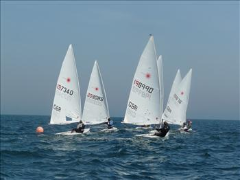Laser South East Grand Prix at Lancing