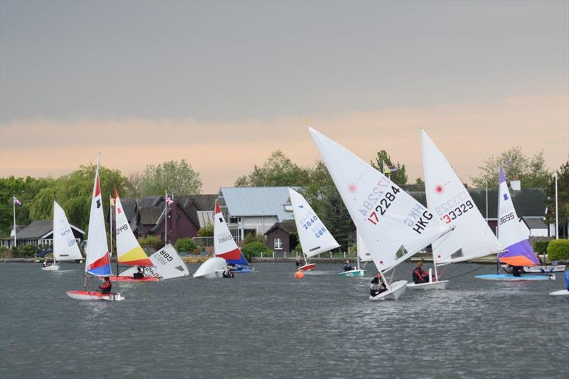 Single-Handed Open at Horning Sailing Club - photo © Holly Hancock