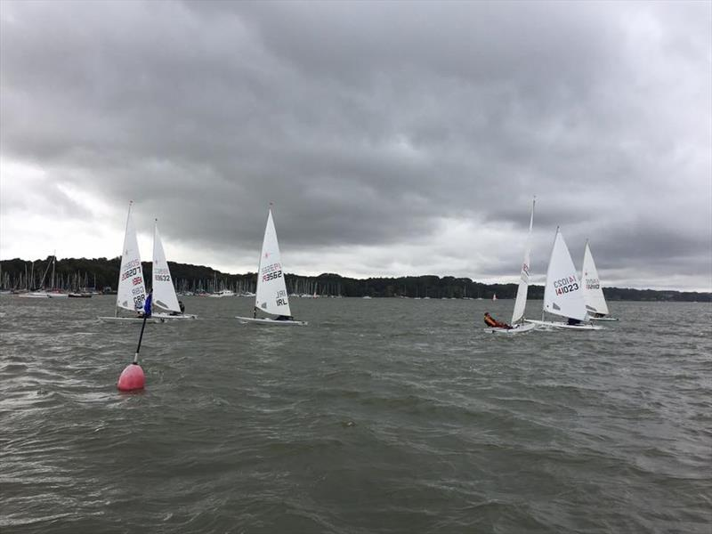 Royal Harwich Yacht Club Laser Open - photo © Will Patten