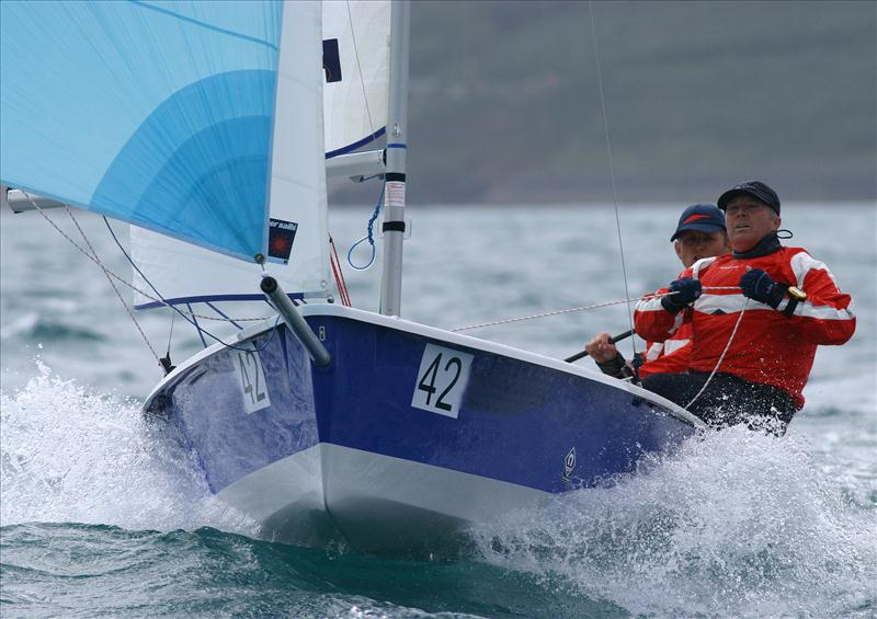 LDC Sailing are the new license holder for the production and distribution of the 2000 dinghy