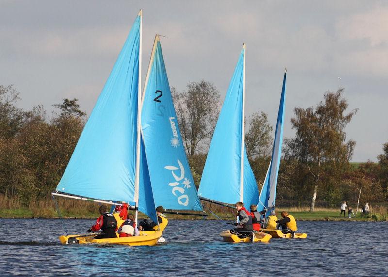 Yeadon Sailing Club awarded £500 grant