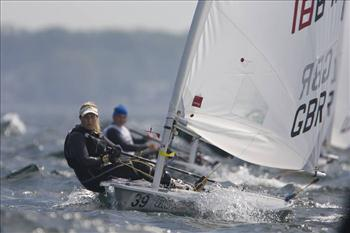 Audi Women's Laser Radial worlds day 6