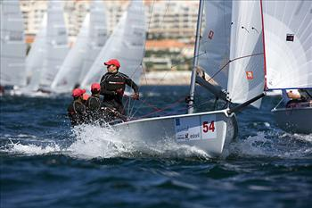 Day 5 of the Laser SB3 World Championships