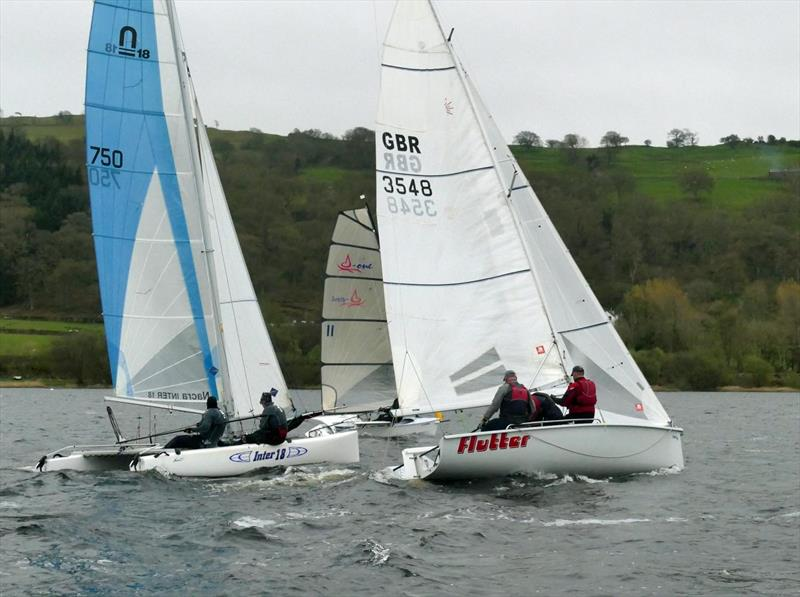 Bala Easter Regatta - photo © John Hunter