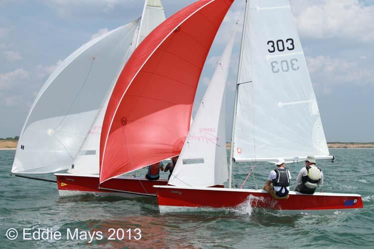 Noble Marine Laser Stratos Nationals At Warsash Sailing Club