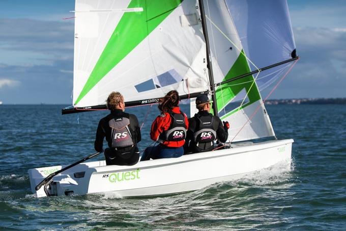 The RS Quest - photo © RS Sailing