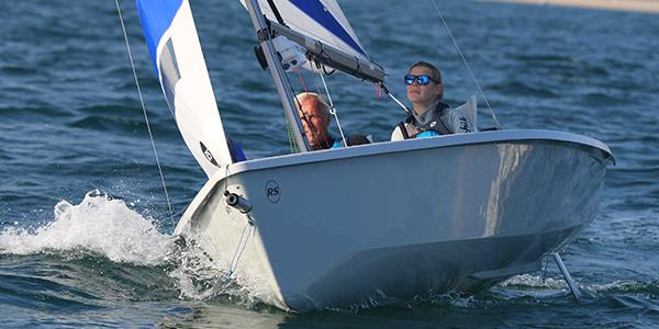 RS Venture Connect dinghy - photo © RS Sailing