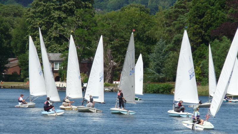Lightning 368 Southern Championship at Cookham Reach
