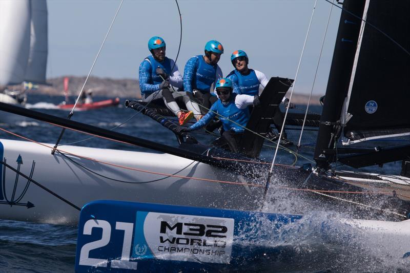 M32 World Championship - photo © Anton Klock / M32 Worlds