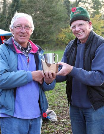 Martin Crysell wins the Stan Cleal Trophy