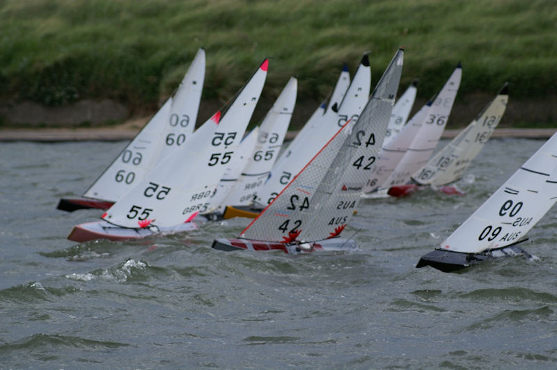 The Marblehead UK nationals will be held at Fleetwood Model Yacht Club on 23-24 June
