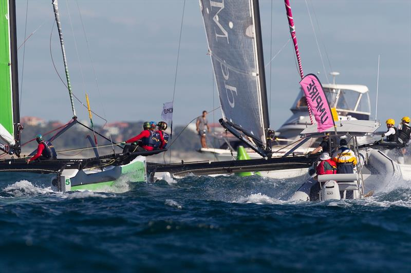 The World Match Racing Tour returns to Australia - photo © Ian Roman / WMRT