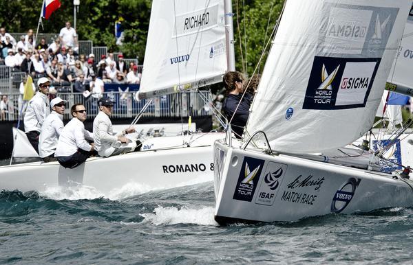 © Loris von Siebenthal / St Moritz Match Race