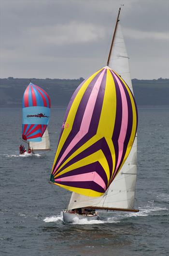 Pendennis Cup 2012 action