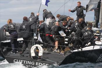 Cork Week sailing