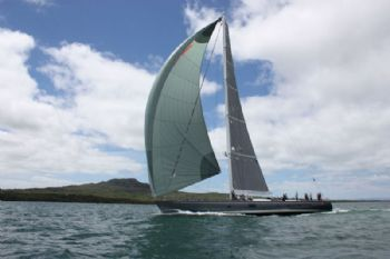 Silvertip on day two of the New Zealand Millennium Cup 2013