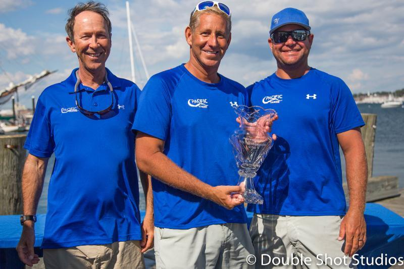 Pacific Yankee wins the Melges 20 U.S. Nationals - photo © Double Shot Studios