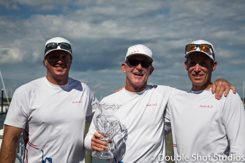 Samba Pa Ti finishes 2nd in the Melges 20 U.S. Nationals - photo © Double Shot Studios