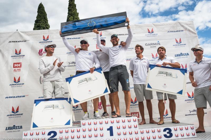 2017 Melges 20 Russian Open Winners - photo © IM20CA