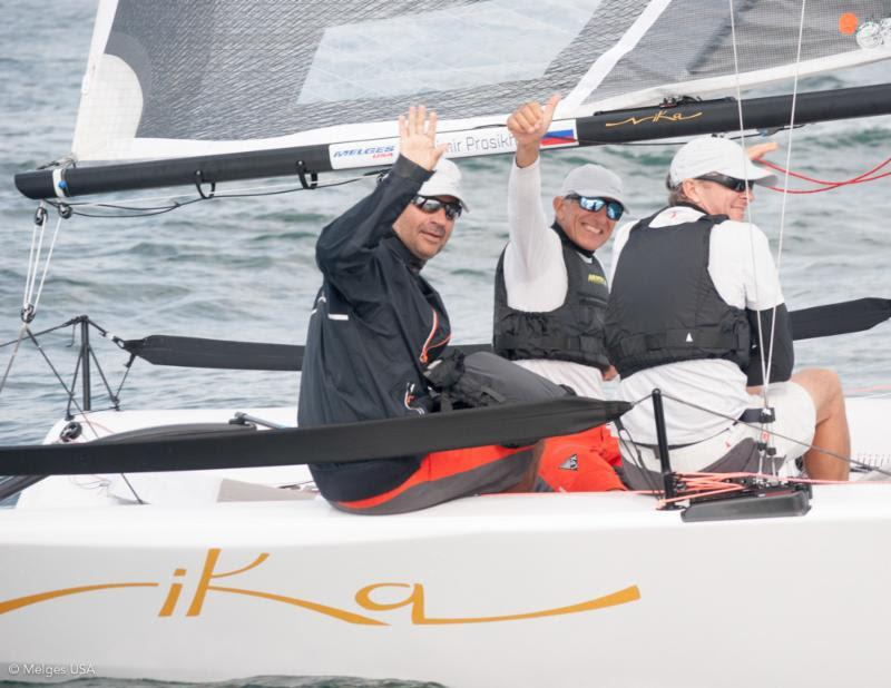 NIKA on day 3 of the Melges 20 Worlds at Newport, R.I. - photo © Melges 20 World Championship / Barracuda communication