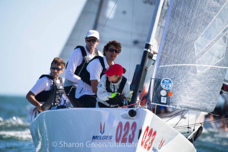 2017-2018 Melges 20 Miami Winter Series - Achille Onorato, MASCALZONE LATINO, JR. - photo © Sharon Green / ultimatesailing.com