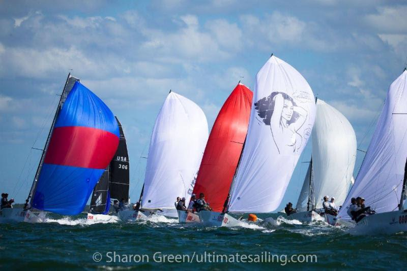 2017-2018 Melges 20 Miami Winter Series - photo © Sharon Green / ultimatesailing.com