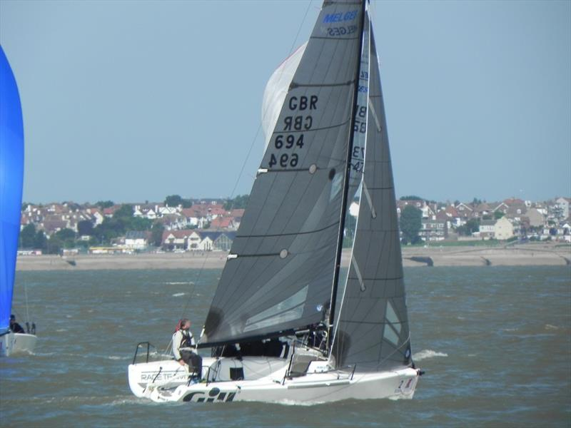 OneSails Melges 24 UK Nationals day 2 - photo © Ian Videlo