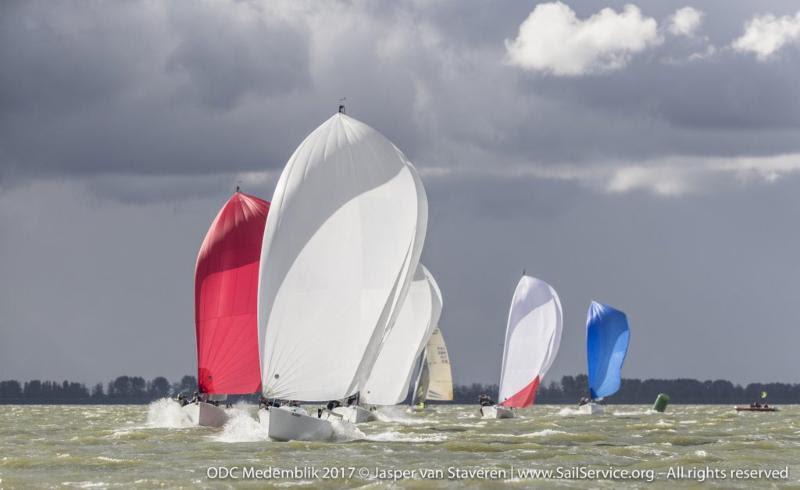 Melges 24 European Sailing Series Medemblik day 1 - photo © Jasper van Staveren / www.SailService.org