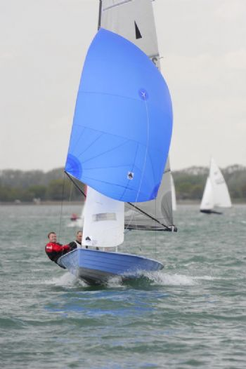 Glyn Charles Pursuit Race at Hayling