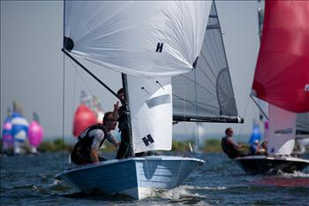 Simon Blake and Alex Jackson win the Inland Championships 2010