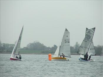 The third Craftinsure Silver Tiller event of the season is held at Chichester