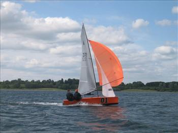 Merlin Rocket Inland Championships sponsored by Harken