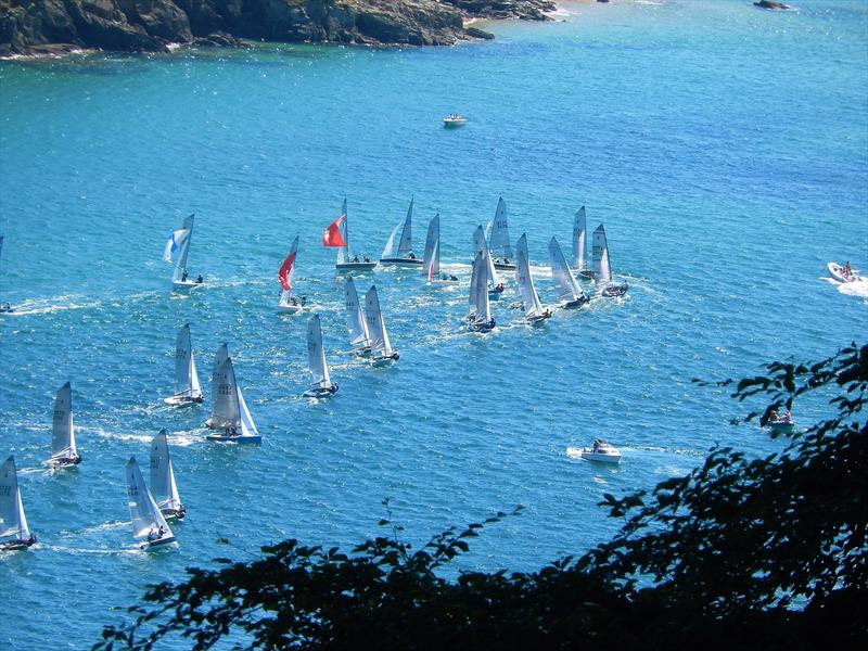 Sharps Doom Bar Salcombe Merlin Week day 1 - photo © Malcolm Mackley