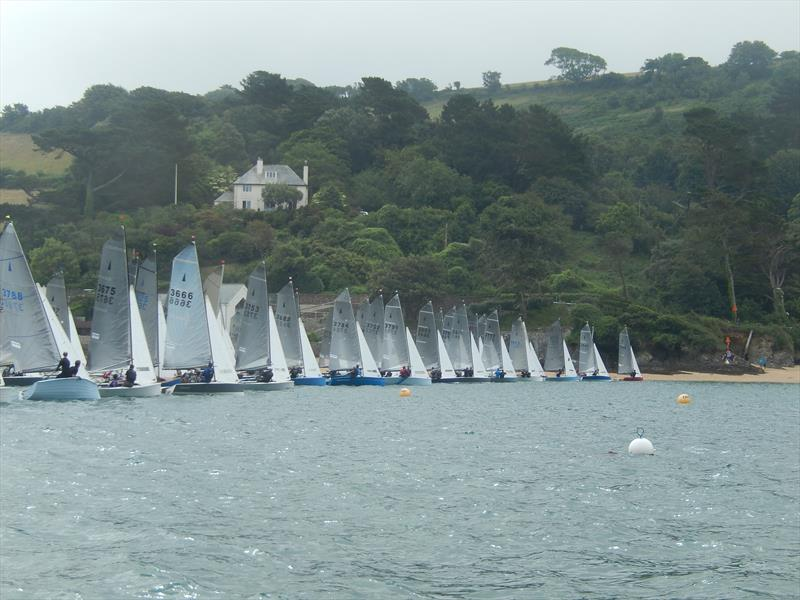 Sharps Doom Bar Salcombe Merlin Week day 2 - photo © Malcolm Mackley