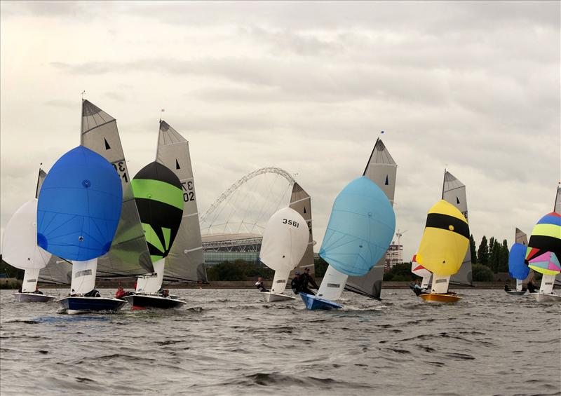 The Silver Tiller series comes to the Welsh Harp