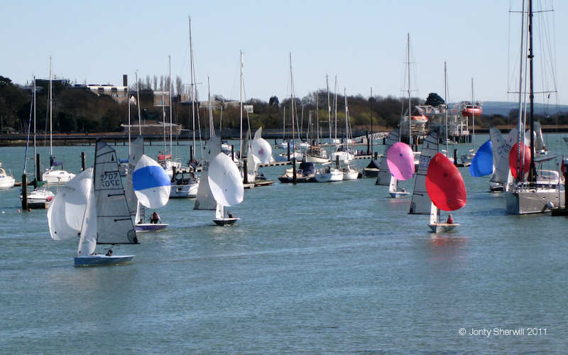Hamble Warming Pans