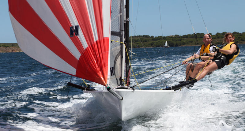 One week at Minorca Sailing for just £695 per person on 11th May