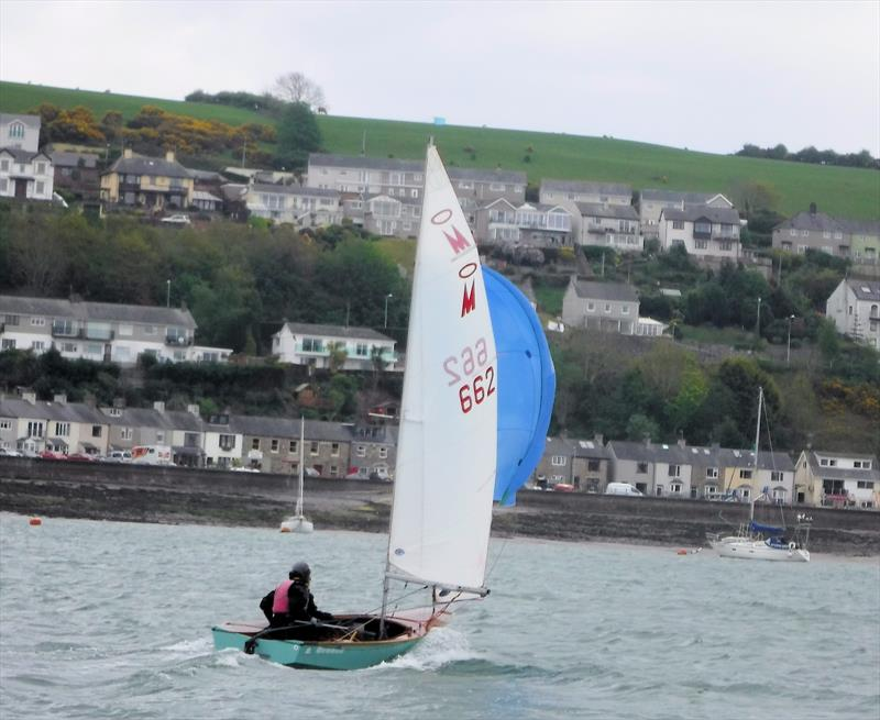 Port Dinorwic Miracle Open photo copyright Zara Turtle taken at Port Dinorwic Sailing Club and featuring the Miracle class