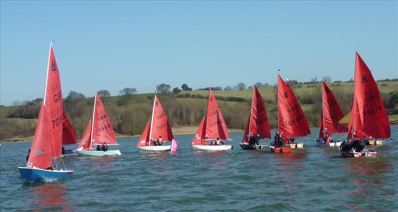 Mirror Joint Squad Training at Carsington