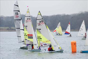 Chichester Snowflake races 3 & 4