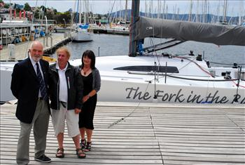 The Good Guys Launceston To Hobart Yacht Race Launched