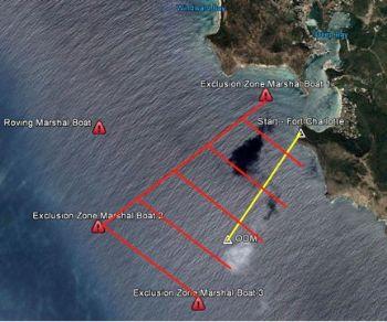 RORC Caribbean 600 start area