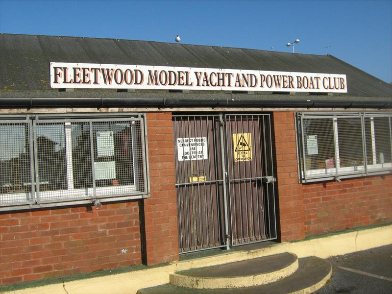 Fleetwood Model Yacht Club - photo © Tony Wilson