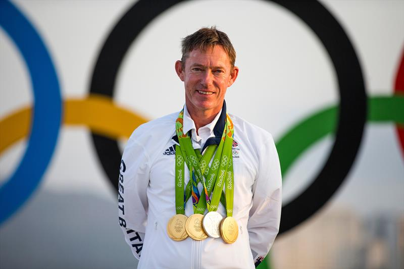 Stephen Park - photo © Richard Langdon / British Sailing Team