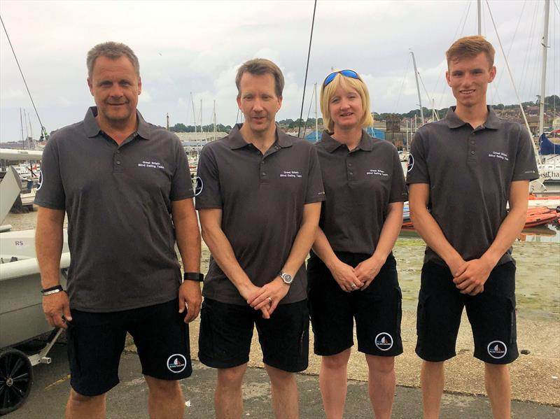 GBR Blind Sailing announce teams ahead of 2017 World Championships - photo © GBR Blind Sailing