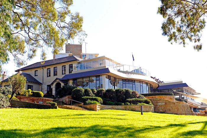 The Royal Sydney Yacht Squadron at the  - photo © Royal Sydney Yacht Squadron